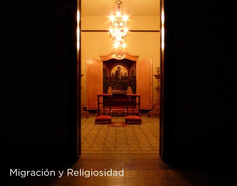 MIGRACIÓN Y RELIGIOSIDAD